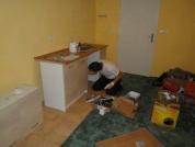 07.Instalace nové kuchyňské linky -