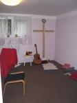 Modlitební místnost -