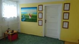 06 - Vstupní dveře z kuchyňky do modlitební místnosti